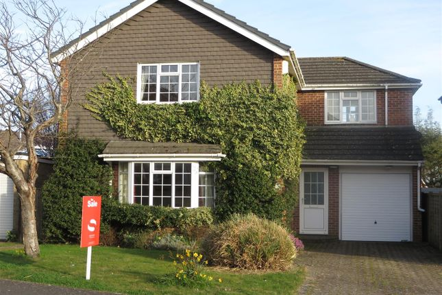 Thumbnail Detached house for sale in North Way, Seaford