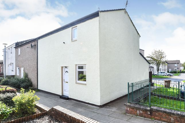 Thumbnail End terrace house for sale in Kersland Foot, Girdle Toll, Irvine
