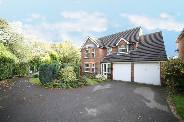 Thumbnail Detached house for sale in Cadman Drive, Priorslee, Telford