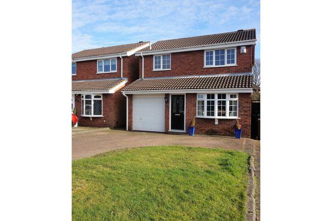 Thumbnail Detached house for sale in Faircroft Road, Birmingham
