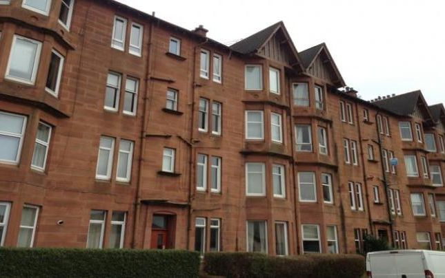 Thumbnail Flat to rent in Linden Place, Anniesland, Glasgow