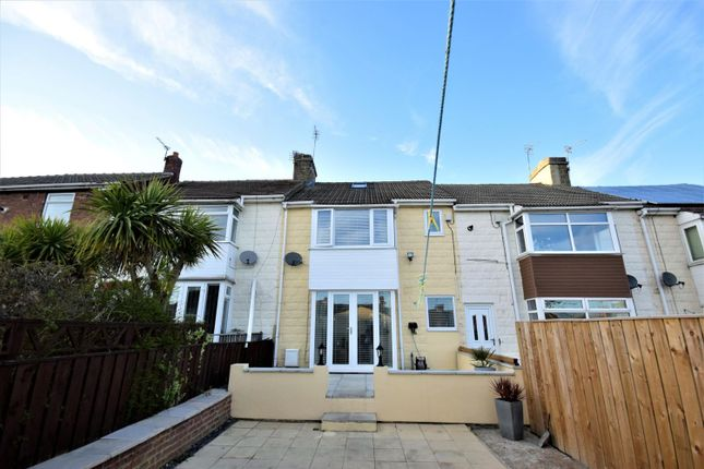 Thumbnail Terraced house for sale in Newcastle Avenue, Horden, Durham