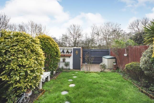 Garden of Basildon, Essex, United Kingdom SS14