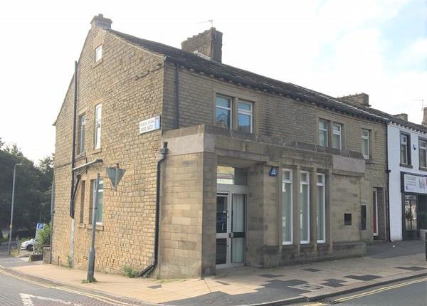 Thumbnail Commercial property for sale in 203/ 205, King Cross Road, Halifax