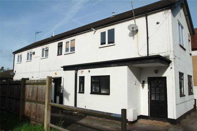 Thumbnail Flat for sale in Woodham Lane, New Haw, Addlestone, Surrey