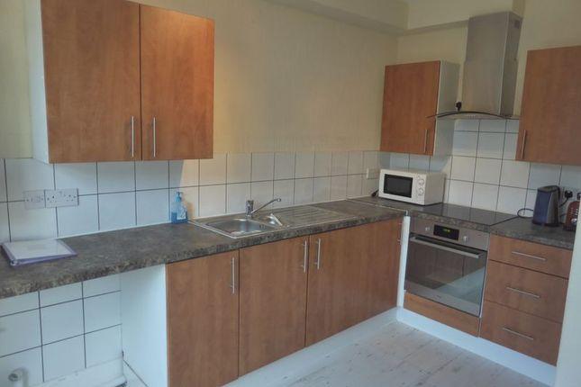 Thumbnail Flat to rent in Turf Street, Bodmin