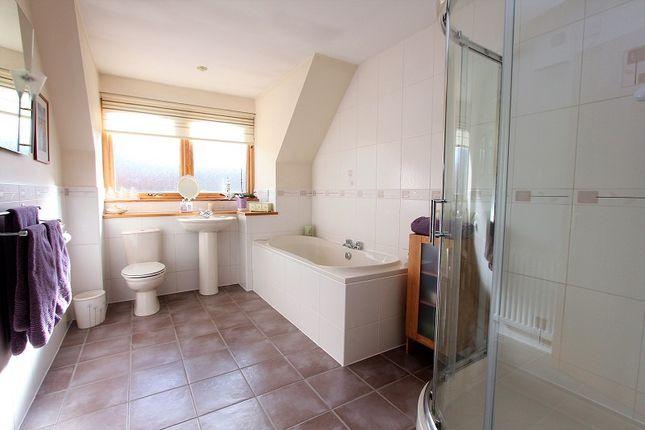 Bathroom of 5 Cononbrae Close, Conon Bridge, Dingwall IV7