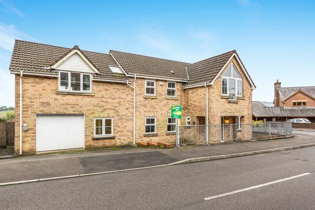 Thumbnail Detached house for sale in Llynfi Court, Maesteg