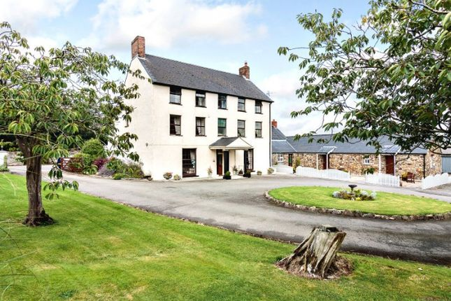 Thumbnail Farmhouse for sale in Portfield Gate, Haverfordwest