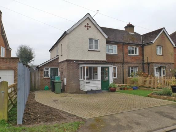 Thumbnail Semi-detached house for sale in St. Marys Lane, Ticehurst, Wadhurst, East Sussex