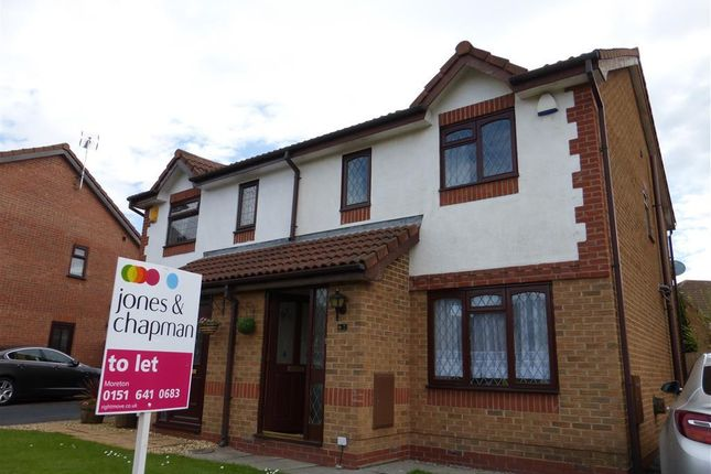 Thumbnail Property to rent in Furness Close, Upton, Wirral