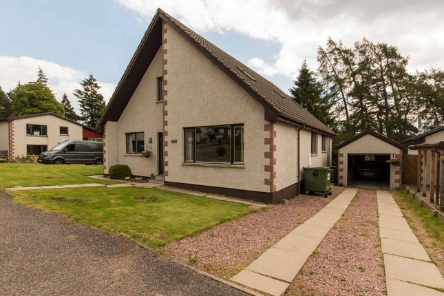 Thumbnail Detached house for sale in Hillside Avenue, Kingussie, Inverness-Shire, Highland