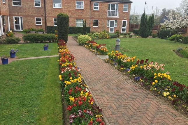 Thumbnail Flat for sale in Elmhurst Court, Woodbridge