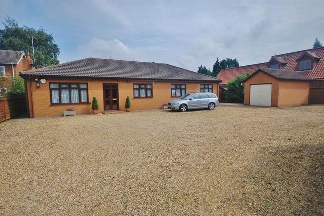 Thumbnail Detached bungalow for sale in Carrington Road, Spalding