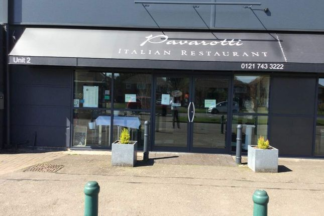 Thumbnail Restaurant/cafe for sale in Hobs Moat Road, Solihull