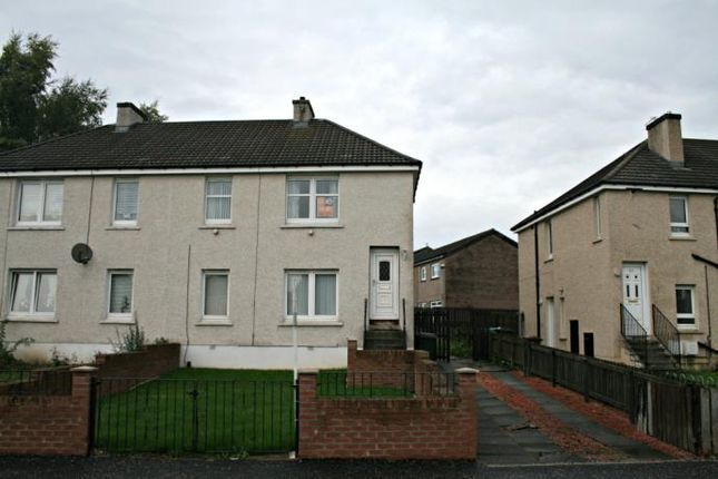 Thumbnail Flat to rent in Charles Street, Wishaw