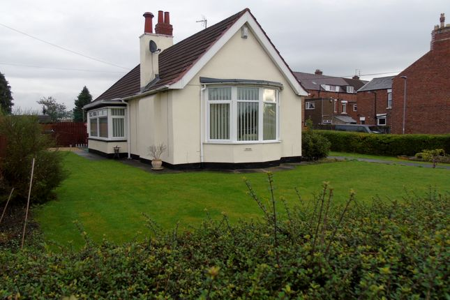 Thumbnail Detached bungalow for sale in Woodhouse Lane, Bishop Auckland