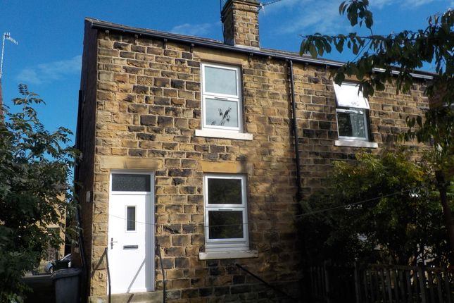 Thumbnail Terraced house to rent in North Bank Road, Carlinghow, Batley