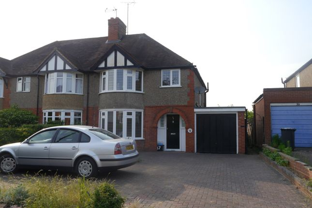 Thumbnail Semi-detached house to rent in Culver Lane Earley, Reading