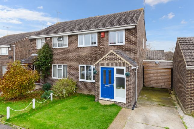 Thumbnail Semi-detached house for sale in Collard Road, Highfield Estate, Ashford