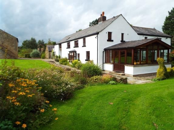 Thumbnail Detached house for sale in Cow Hill, Haighton, Preston, Lancashire