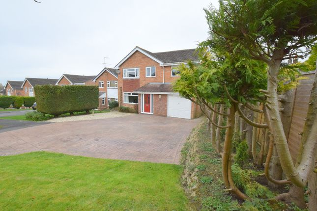 Thumbnail Detached house for sale in Torridge Close, Swindon, Wiltshire