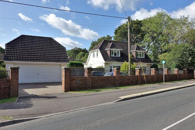 Thumbnail Detached house for sale in Southampton Road, Dibden, Southampton