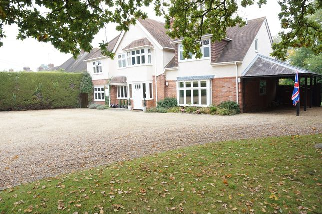 Thumbnail Detached house to rent in Church Lane, Henley-On-Thames