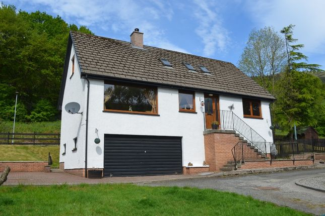 Thumbnail Detached house for sale in Wilmar House, Succoth, Arrochar