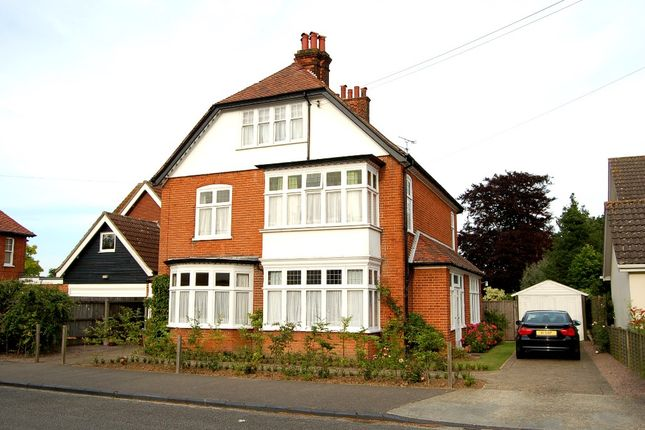 Thumbnail Detached house for sale in Croutel Road, Felixstowe