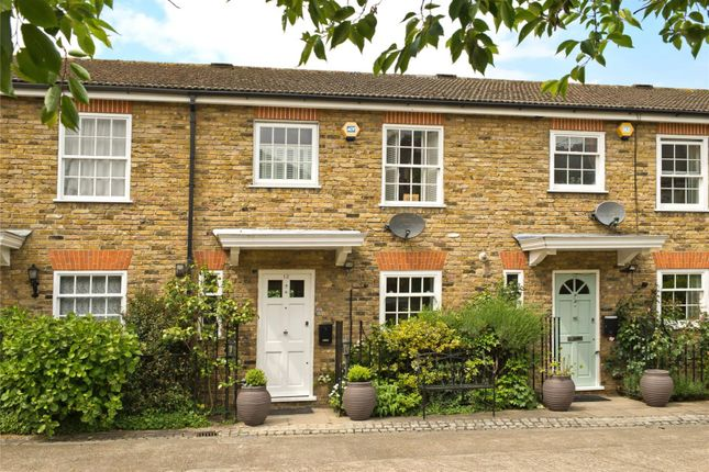 Thumbnail Terraced house for sale in Lancaster Place, London