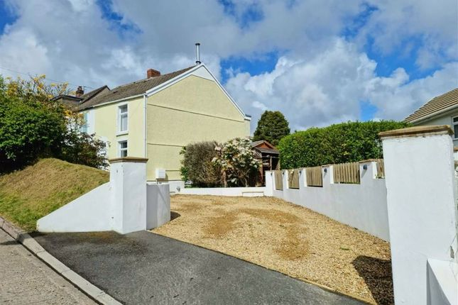 2 bed semi-detached house for sale in Stepney Road, Cockett, Swansea SA2