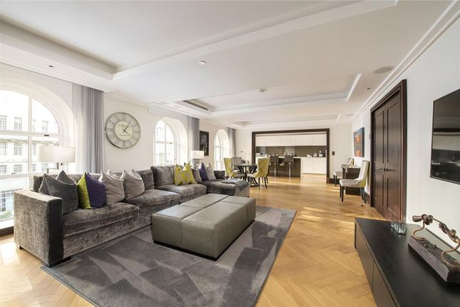 Thumbnail Flat for sale in Portland Place, London