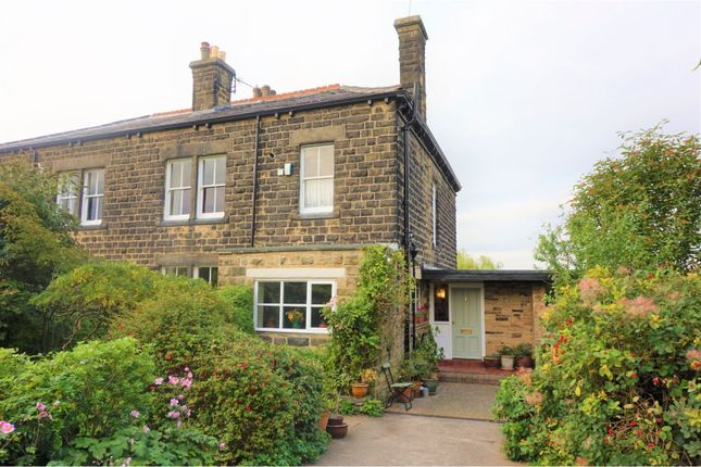 Thumbnail Semi-detached house for sale in Wharfedale View, Ilkley