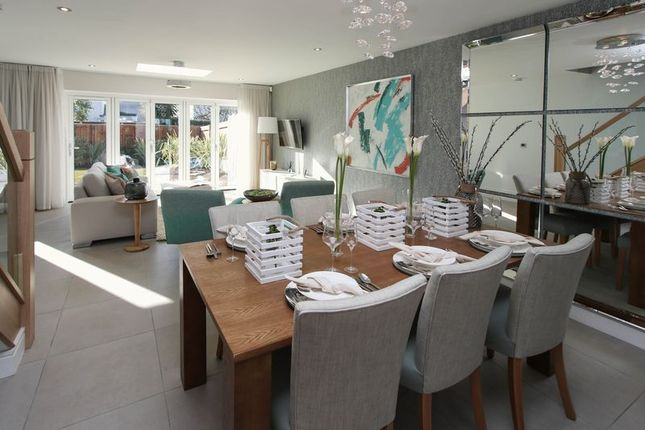 Thumbnail Terraced house for sale in Salisbury Grove, Clevedon