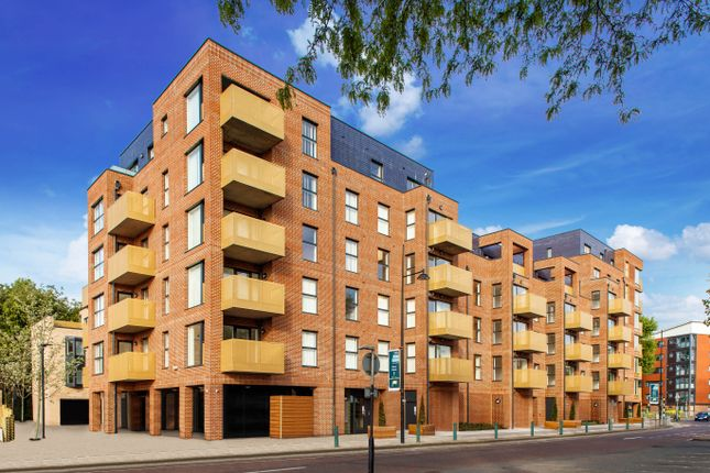 Thumbnail 2 bedroom flat for sale in Erith High Street, Erith