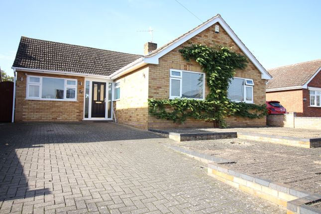 Thumbnail Detached bungalow for sale in Lucerne Close, Northwick, Worcester