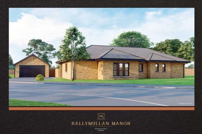Thumbnail Bungalow for sale in Ballymullan Manor, Plantation Road, Lisburn
