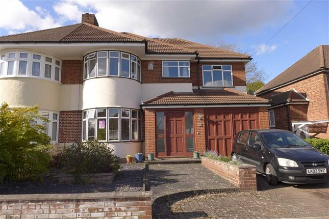 Thumbnail Property for sale in Vernon Drive, Stanmore, Middlesex