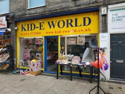 Thumbnail Retail premises for sale in High Street, Gillingham
