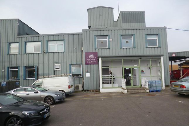 Thumbnail Industrial for sale in Avana Bakery Wern Trading Estate, Newport