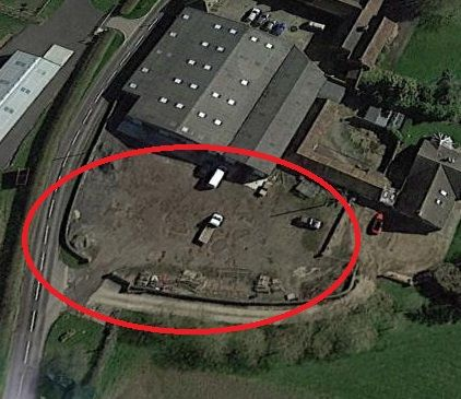 Thumbnail Land to let in Peterhall Lane, Coventry