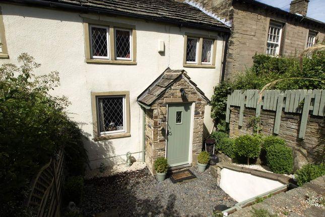 Thumbnail Cottage for sale in Dearneside Road, Denby Dale, Huddersfield