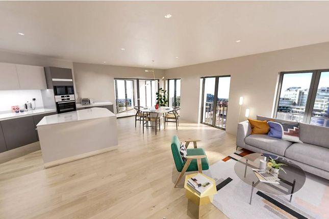 Thumbnail Flat for sale in 58-70 York Road, Battersea