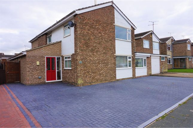 Thumbnail Detached house for sale in Long Meadows, Harwich