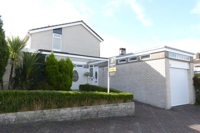 Thumbnail Detached house for sale in Moorland View, Crownhill, Plymouth