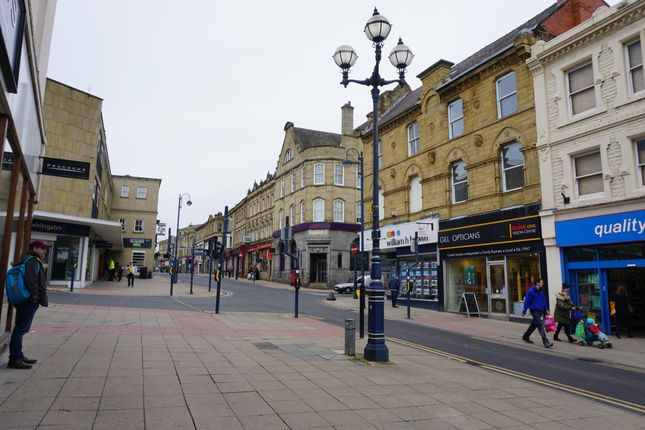 Thumbnail Flat to rent in Corporation Street, Apartment 9, Dewsbury, West Yorks