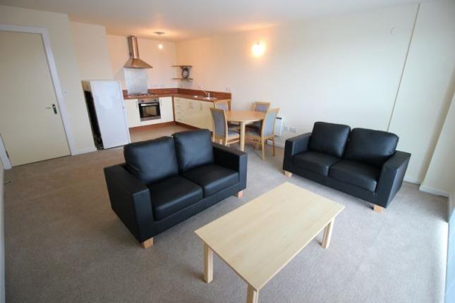 Thumbnail Flat to rent in Chapel Street, Salford