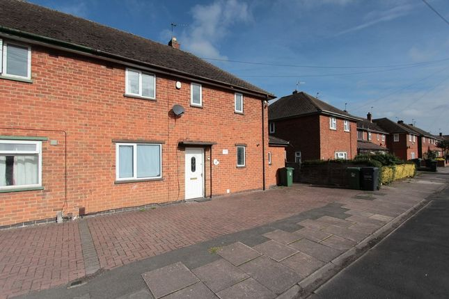 Thumbnail Property to rent in Garendon Road, Loughborough