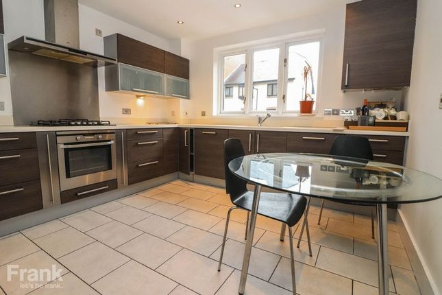 Thumbnail 3 bed terraced house to rent in Channel Way, Ocean Village, Southampton